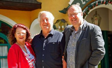 Anneli + Horst Krohne, Volker Finger